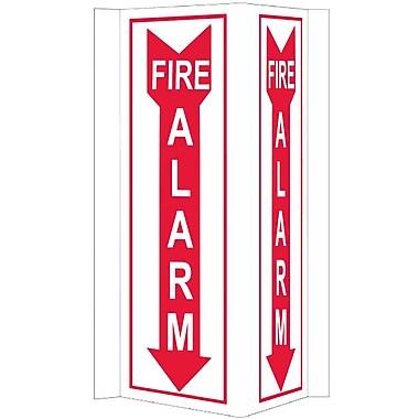 Visi, Fire Alarm, 16