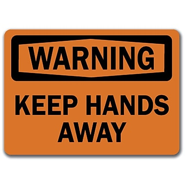 Warning, Keep Hands Away, 3