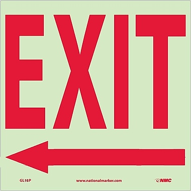 Exit with Left Arrow, 10