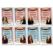 North Star Teacher Resources Bulletin Board Set, America's Founders