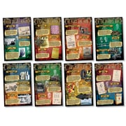 North Star Teacher Resources Bulletin Board Set, Inventions 1810-1965