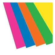 "Flipside 20"" x 30"" Foam Board, Neon Assorted, 10/Pack"