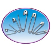 "Charles Leonard 1 1/2"" Safety Pins"