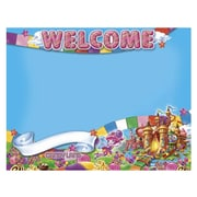 "Eureka® 17"" x 22"" Poster, Candy Land™ Welcome"