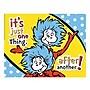 Eureka® 17 x 22 Poster, Dr. Seuss™ One