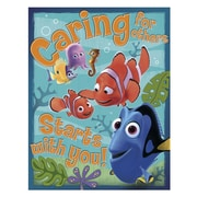 "Eureka® 17"" x 22"" Poster, Finding Nemo® Caring for Others"