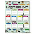 Eureka® 17in. x 22in. Poster, Monopoly™ Birthday