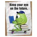 Eureka® 17in. x 22in. Poster, Monsters University® Eye On The Future