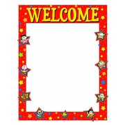 "Eureka® 17"" x 22"" Poster, Peanuts® Welcome Go-Around®"
