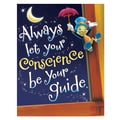 Eureka® 17in. x 22in. Poster, Pinocchio® Conscience