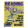 Eureka® 17in. x 22in. Poster, Toy Story® Infinity