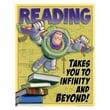 "Eureka® 17"" x 22"" Poster, Toy Story® Infinity"