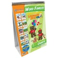New Path Learning® Curriculum Mastery® Early Childhood ELA Readiness Flip Chart, Word Families