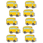 "Teacher Created Resources 6"" Accents, School Bus"