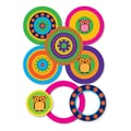 Teacher Created Resources 9in. x 10in. Pop Outs, Mod Circles with Owls