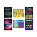 Trend Enterprises® ARGUS® 13 3/8in. x 19in. Poster Combo Pack, Self-Esteem