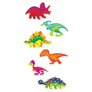 "Trend Enterprises® Dino-Mite Pals™ 5 1/2"" Classic Accents Variety Pack, Dinosaurs"