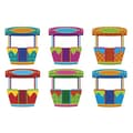 Trend Enterprises® Gondolas 5 1/2in. Classic Accents Variety Pack, Carnival