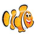 Trend Enterprises® Sea Buddies™ 5 1/2in. Classic Accents, Fish