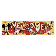 Eureka® PreK - 12th Grade Welcome Classroom Banner, Mickey