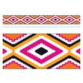 Trend Enterprises® PreK - 12th Grade Aztec Bolder Border, Orange