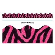 Trend Enterprises® PreK - 12th Grade Terrific Trimmer, Pink Zebra