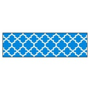 Trend Enterprises® Toddler - 12th Grade Bolder Border, Blue Moroccan