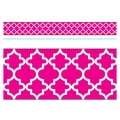 Trend Enterprises® Toddler - 12th Grade Bolder Border, Pink Moroccan