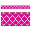 Trend Enterprises® Toddler - 12th Grade Bolder Border, Pink Moroccan