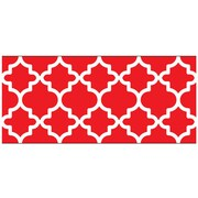 Trend Enterprises® Toddler - 12th Grade Bolder Border, Red Moroccan