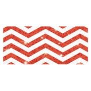 Trend Enterprises® Toddler - 12th Grade Sparkle Plus Bolder Border, Red Looking Sharp