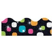 Trend Enterprises® Toddler - 12th Grade Sparkle Plus Terrific Trimmer, Disco Super Dots