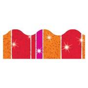 Trend Enterprises® Toddler - 12th Grade Sparkle Plus Terrific Trimmer, Snazzy Red Stripe-Tacular