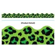 Trend Enterprises® Toddler - 12th Grade Terrific Trimmer, Green Leopard