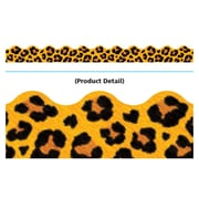 Trend Enterprises® Toddler - 12th Grade Terrific Trimmer, Yellow Leopard
