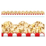 "TREND T-92389 39' x 2.25"" Scalloped Popcorn Terrific Trimmer, Multicolor"