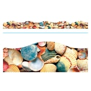Trend Enterprises® Toddler - 6th Grade Terrific Trimmer, Sea Shells