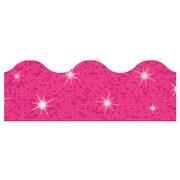 Trend Enterprises® Toddler - 6th Grade Terrific Trimmer, Solid Hot Pink Sparkle