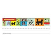 Eureka® Prek - 12th Grade Tented Name Plate, Monopoly