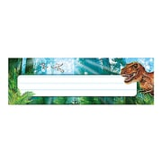Trend Enterprises® Desk Toppers® Prek - 5th Grade Name Plate, Discovering Dinosaurs