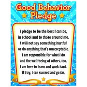 Teacher Created Resources Good Behavior Pledge Chart, Grade 1st - 6th