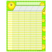 Teacher Created Resources Happy Suns Incentive Chart, Grade Prek - 6th