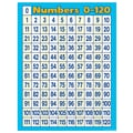 Teacher Created Resources Numbers 0-120 Chart, Grade PreK - 3rd