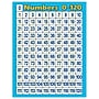 Teacher Created Resources Numbers 0-120 Chart, Grade PreK