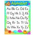 Trend Enterprises® Alphabet Sea Buddies™ Learning Chart, Grade Prek - 2nd