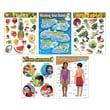 Trend Enterprises® Healthy Living Learning Charts Combo Pack, Grade PreK - 2nd