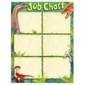 Trend Enterprises® Job Chart Discovering Dinosaurs™ Learning Chart, Grade PreK - 5th