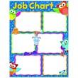 Trend Enterprises® Job Chart Owl-Stars!® Learning Chart, Grade PreK - 3rd