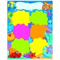Trend Enterprises® Job Chart Sea Buddies™ Learning Chart, Grade PreK - 3rd
