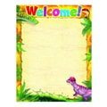 Trend Enterprises® Welcome Discovering Dinosaurs™ Learning Chart, Grade 1st - 8th